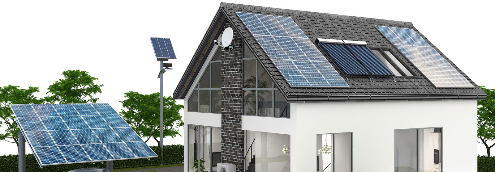 Solarprojekte von der 3D-Planung bis zur Montage